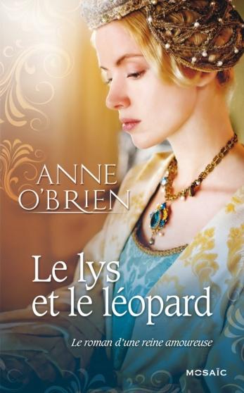 O'BRIEN Anne - Le lys et le léopard 9782280278638