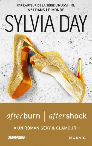 Afterburn - Aftershock de Sylvia Day 9782280325523