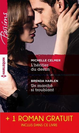 Série L'héritage des Caroselli : L'héritier amoureux - Une rencontre envoûtante de Michelle Celmer 9782280329668
