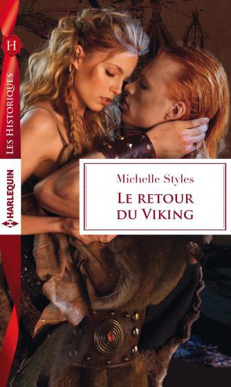 Le retour du viking de Michelle Styles 9782280347570