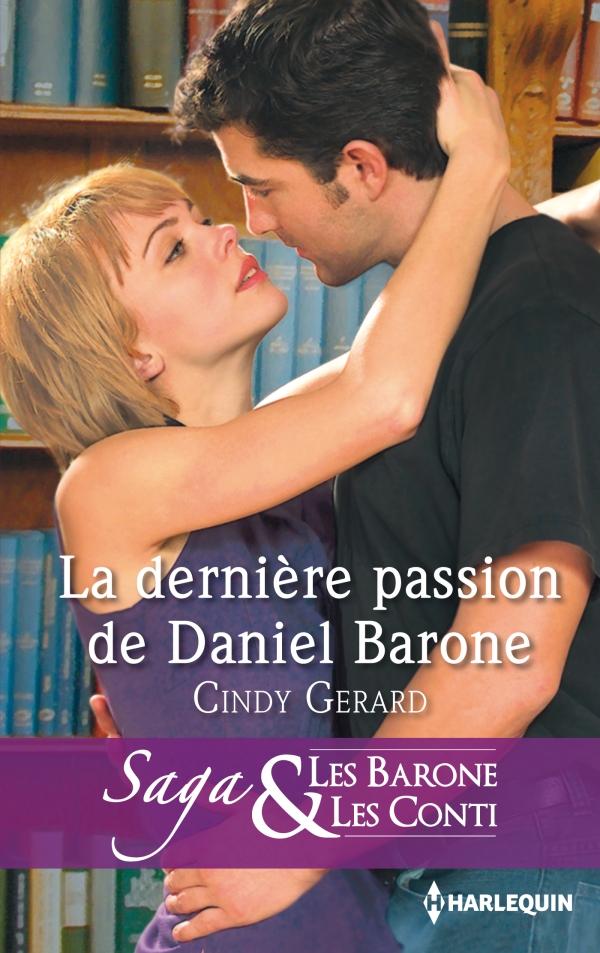 Harlequin la derni re passion de daniel barone - Coup de coeur nora roberts ...