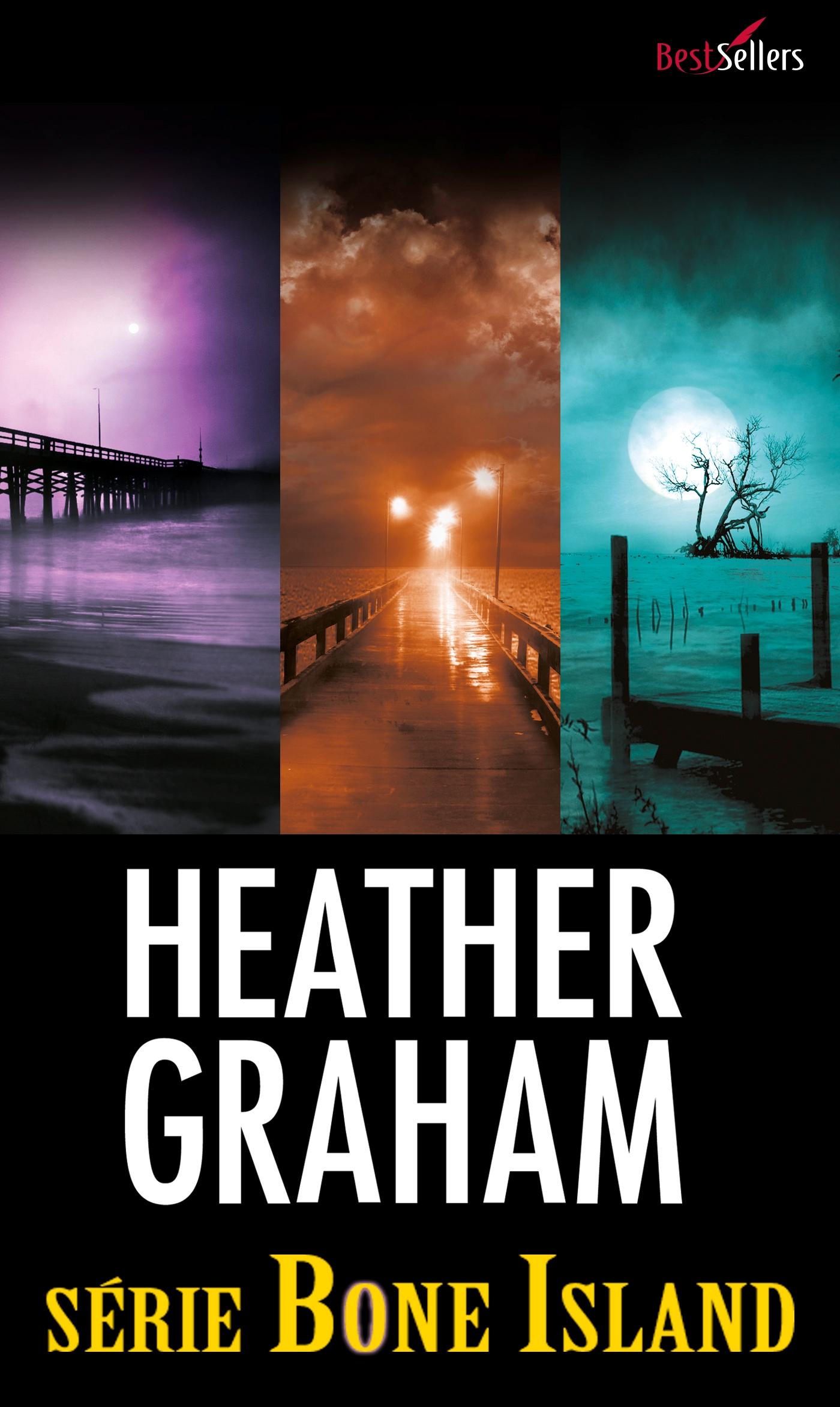Heather Graham - Bone island - l'intégrale de la série (2015)